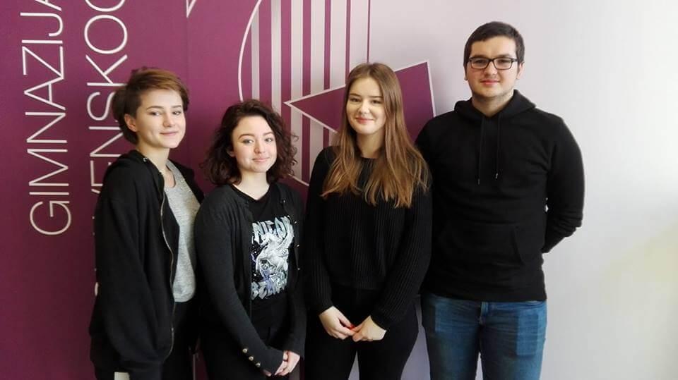 Među 3.000 učenika čakovečki gimnazijalci najbolji na međunarodnom natjecanju iz njemačkog jezika