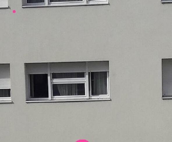 [FOTO] Stanarki ispale oči: Neobičan prizor na prozoru zagrebačkog studentskog doma