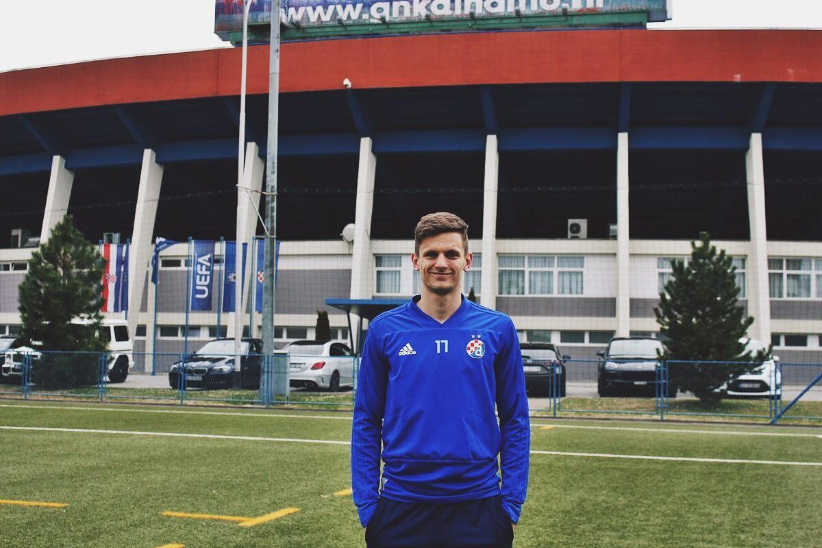 Nesuđeni napadač Segeste postao pouzdani vratar: Upoznajte kapetana Dinamovih juniora Dinka Horkaša