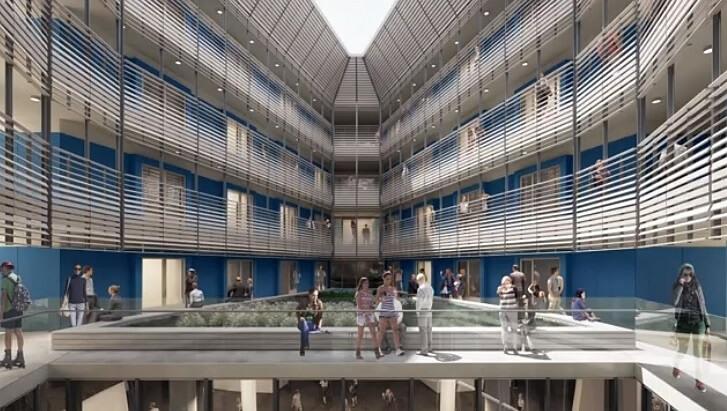 Krenula gradnja najmodernijeg doma u Hrvatskoj: Studenti će živjeti u pametnim sobama
