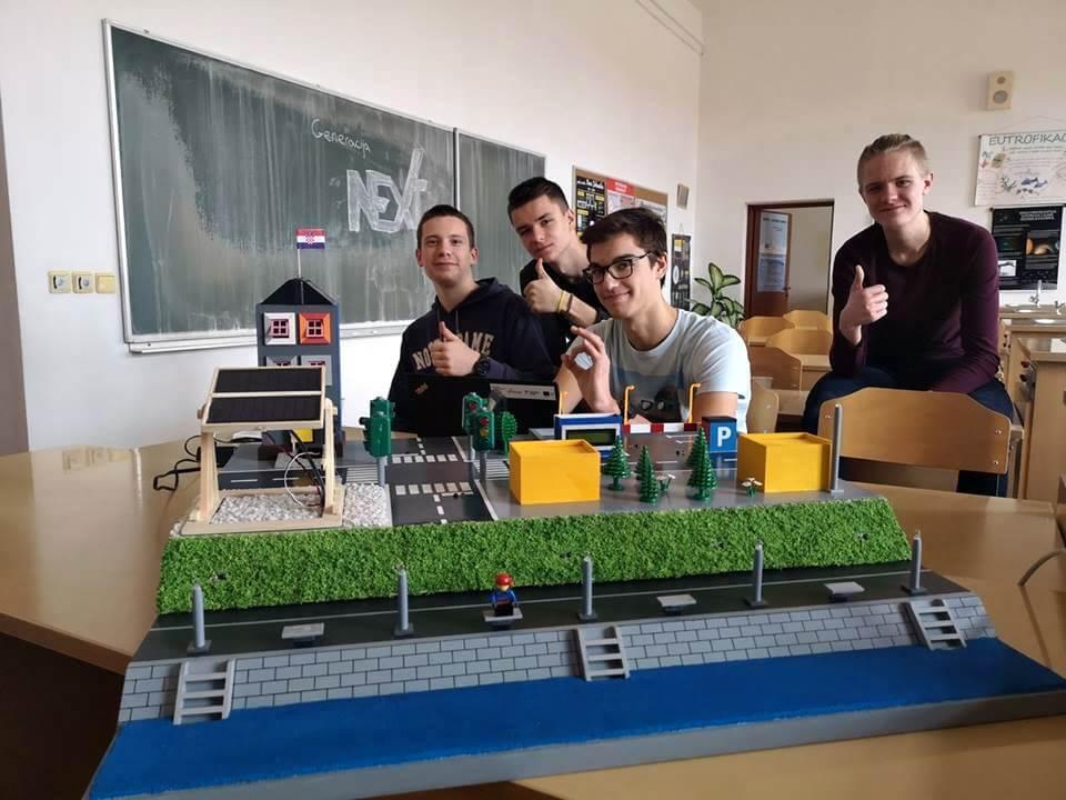Mladi genijalci Vukovar pretvorili u 'pametni grad': Projekt proglašen najboljim na svijetu