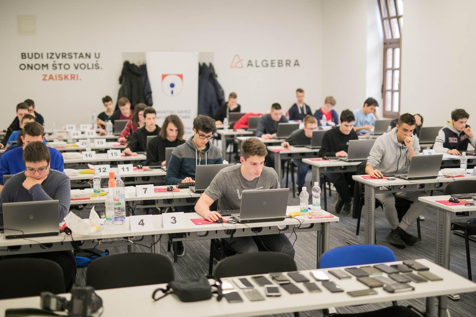 Zagrebačke škole dominirale na informatičkoj olimpijadi i juniorskoj olimpijadi