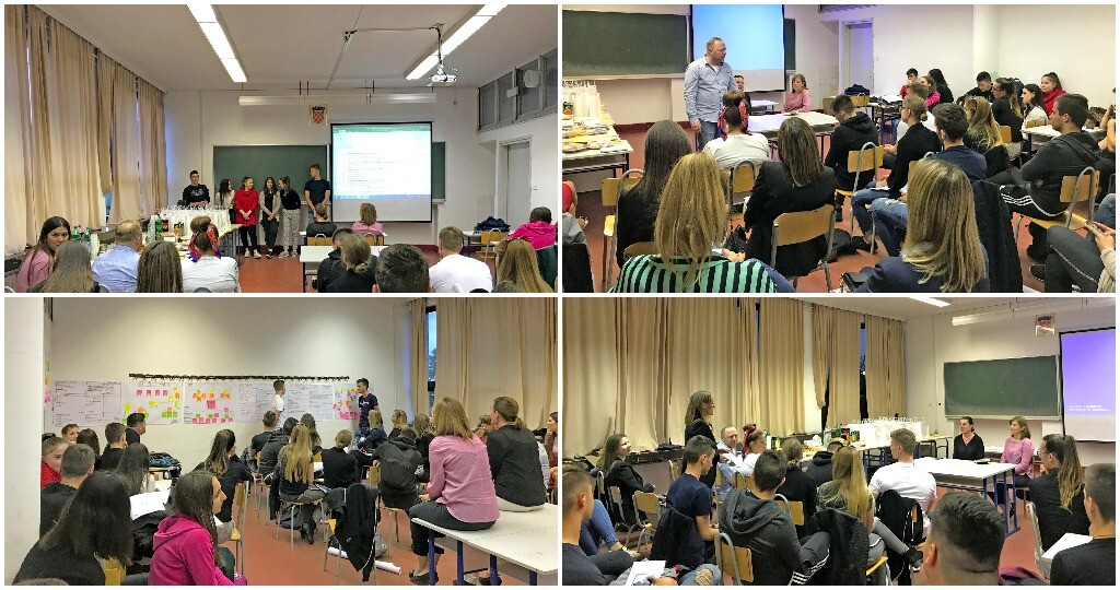 Zagrebački srednjoškolci stječu znanja o Europskoj uniji i EU projektima