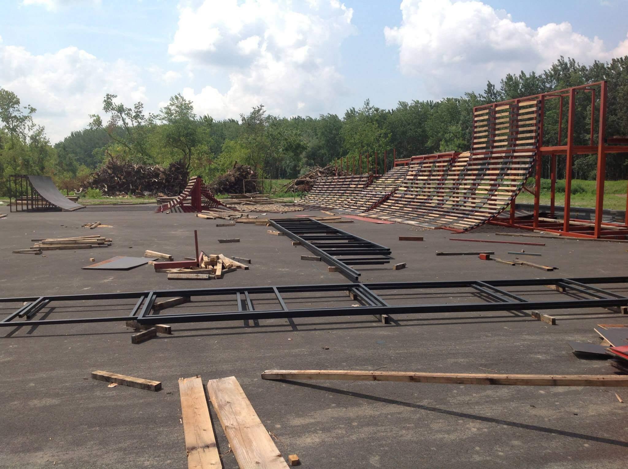 izgradnja novog skate parka