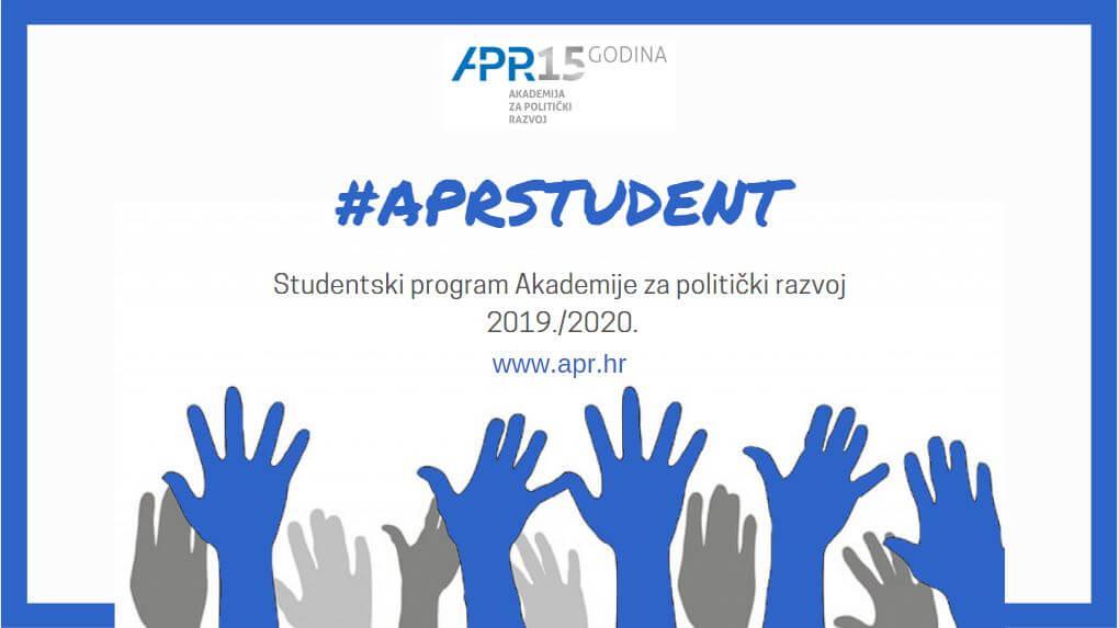 Prijavite se na studentski program Akademije za politički razvoj i povežite se s mladim liderima
