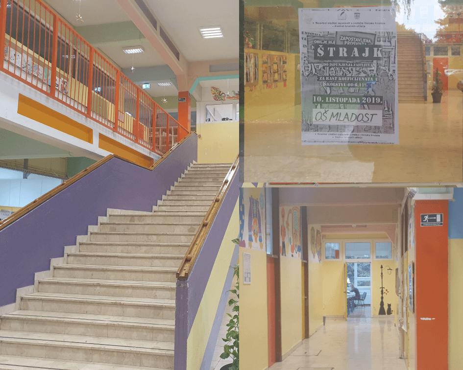 Posjetili smo školu u štrajku: Evo što profesori rade dok vas nema