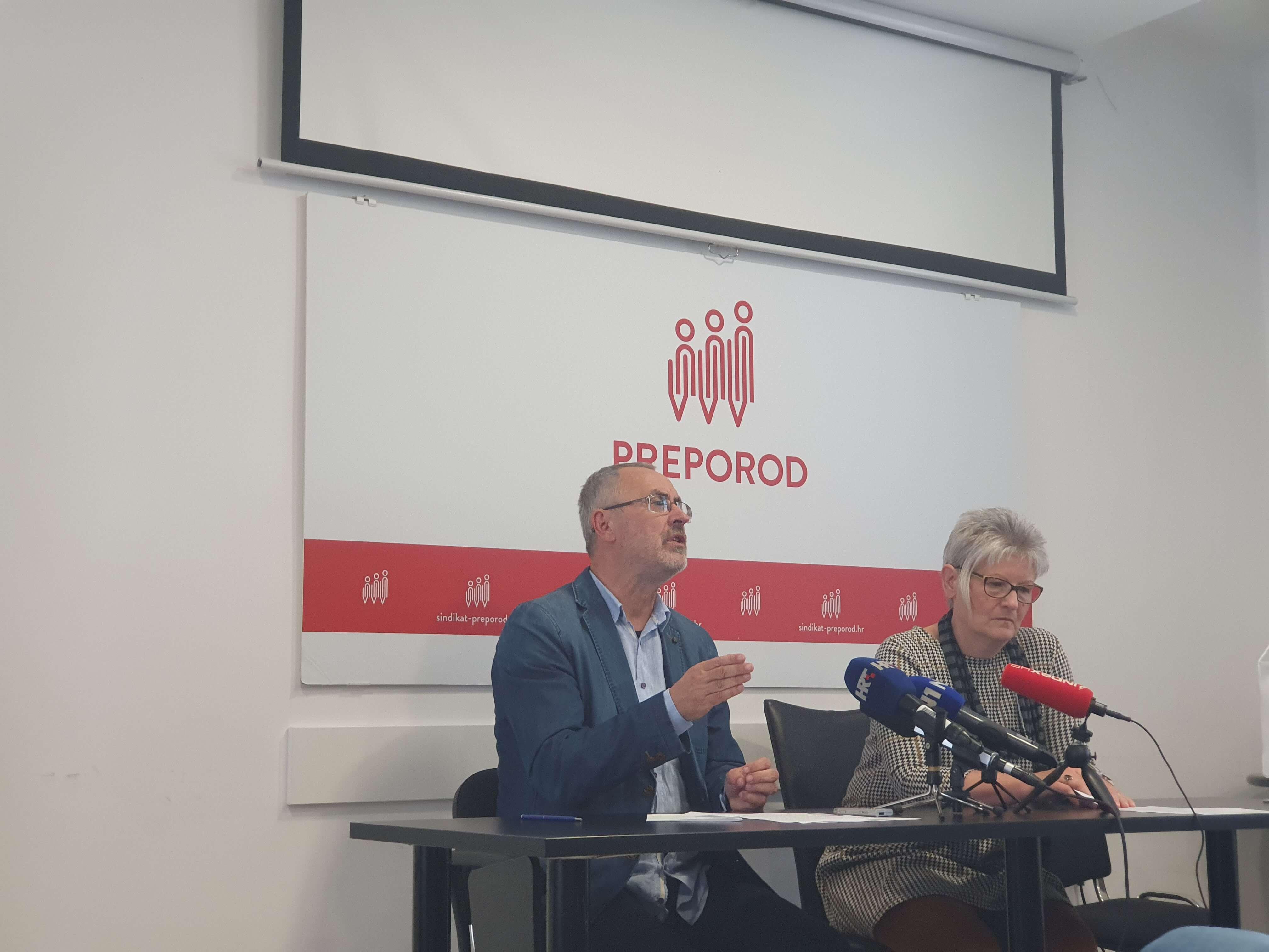 Presjednik Sindikata Preporod savjetovao kako štrajk upisati u e-Dnevnik