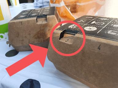 Otkrivamo misterij dostave iz McDonald'sa: Znate li što znače oznake na kutijama burgera?