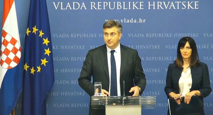 SDP pokreće proceduru opoziva ministrice Divjak: 'Dajemo premijeru da bira je li kriv on ili ona'