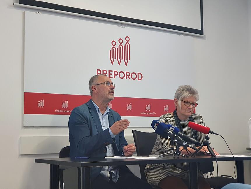Sindikalist Stipić, mrtvo ozbiljno, brine se kako će učitelji koji puše preživjeti nastavu po novom modelu