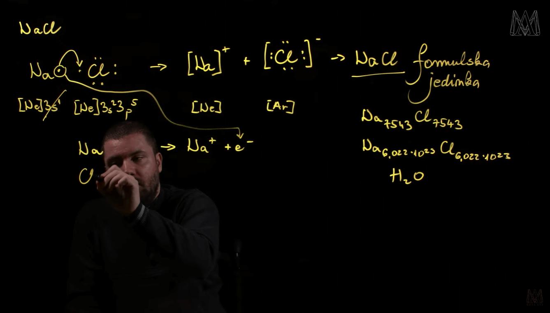 Profesor na YouTube kanalu objašnjava gradivo Kemije za osnovnu, srednju i faks
