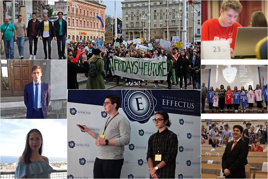 Nije sve bilo crno: Sedam pozitivnih priča o mladima koje su obilježile prošlu godinu