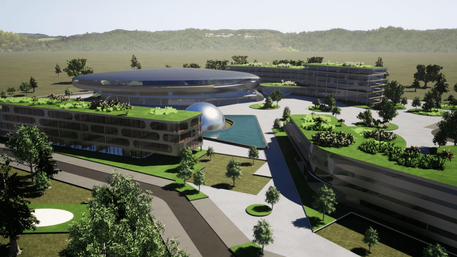 Novska dobiva novi kampus za gaming industriju: Pogledajte kako će izgledati