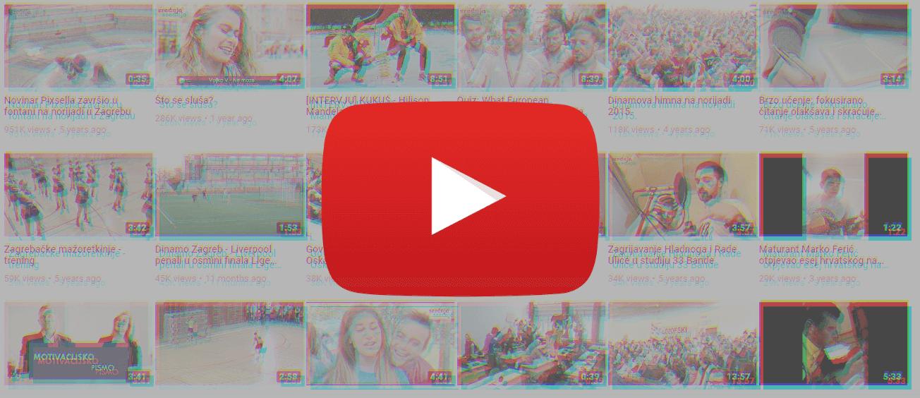 Naš YouTube kanal upravo je prešao 3 milijuna pregleda, a mi pripremamo nešto posebno!