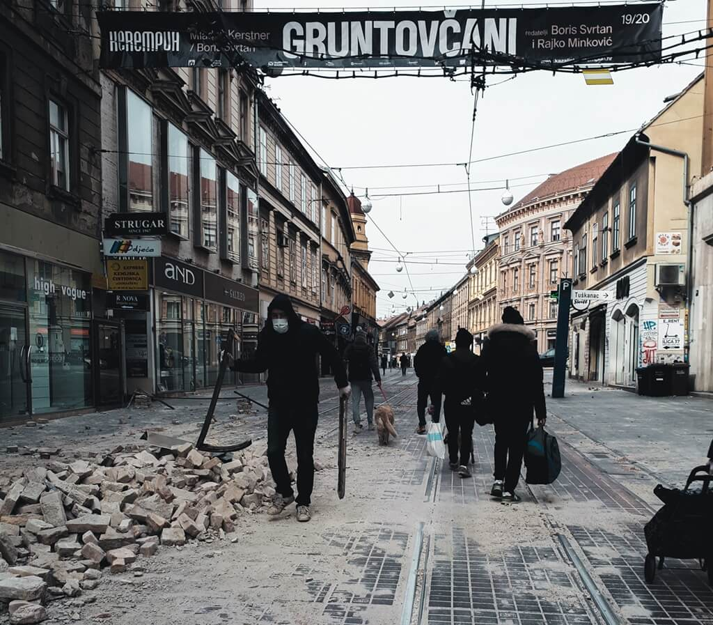 Tužna vijest: Preminula djevojka (15) koja je jučer teško stradala u potresu u Zagrebu