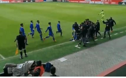 Dinamovi juniori u četvrtfinalu Lige prvaka: Teškom pobjedom u penalima nadjačali Bayern