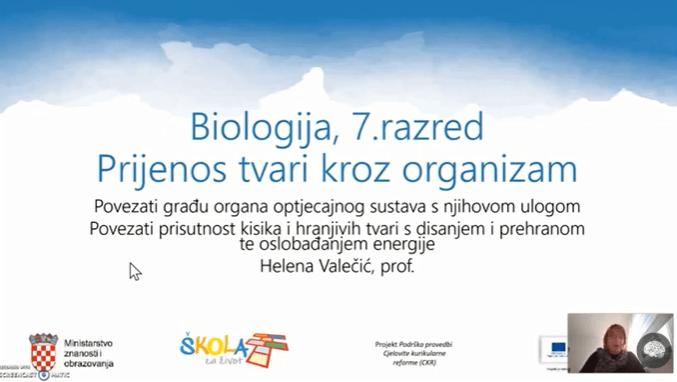 [VIDEO] Ministarstvo otkrilo detalje: Pogledajte kako će izgledati online nastava u Hrvatskoj