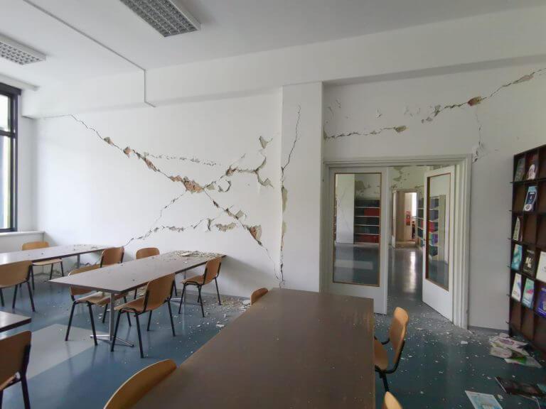 [Zadatak dana] Jak potres jutros je opet pogodio Zagreb; ponovite gradivo o zemljinoj trešnji