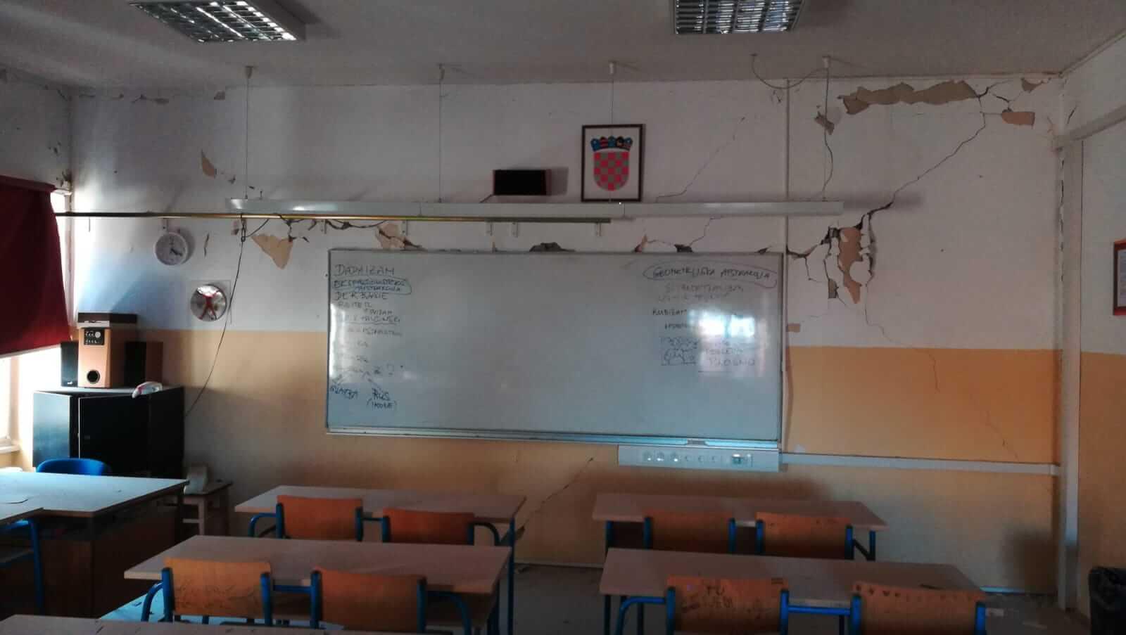 Grad Zagreb otkrio gdje će od jeseni srednjoškolci kojima su škole uništene u potresu slušati nastavu