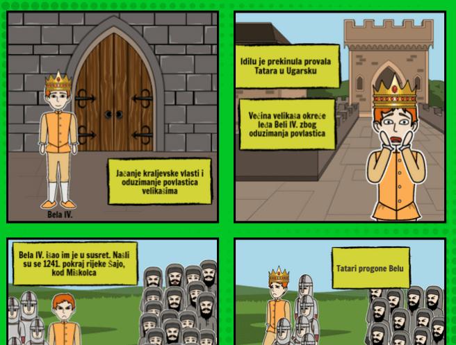 Splitski gimnazijaci u online školi izradili povijesni strip: 'Neka vam posluži kao motivacija'