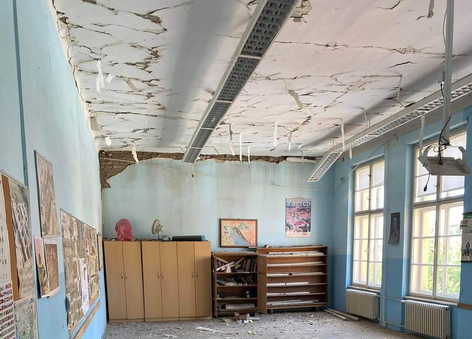 Grad Zagreb objavio je novi raspored: Evo u koje će škole najesen ići učenici čije su stradale u potresu
