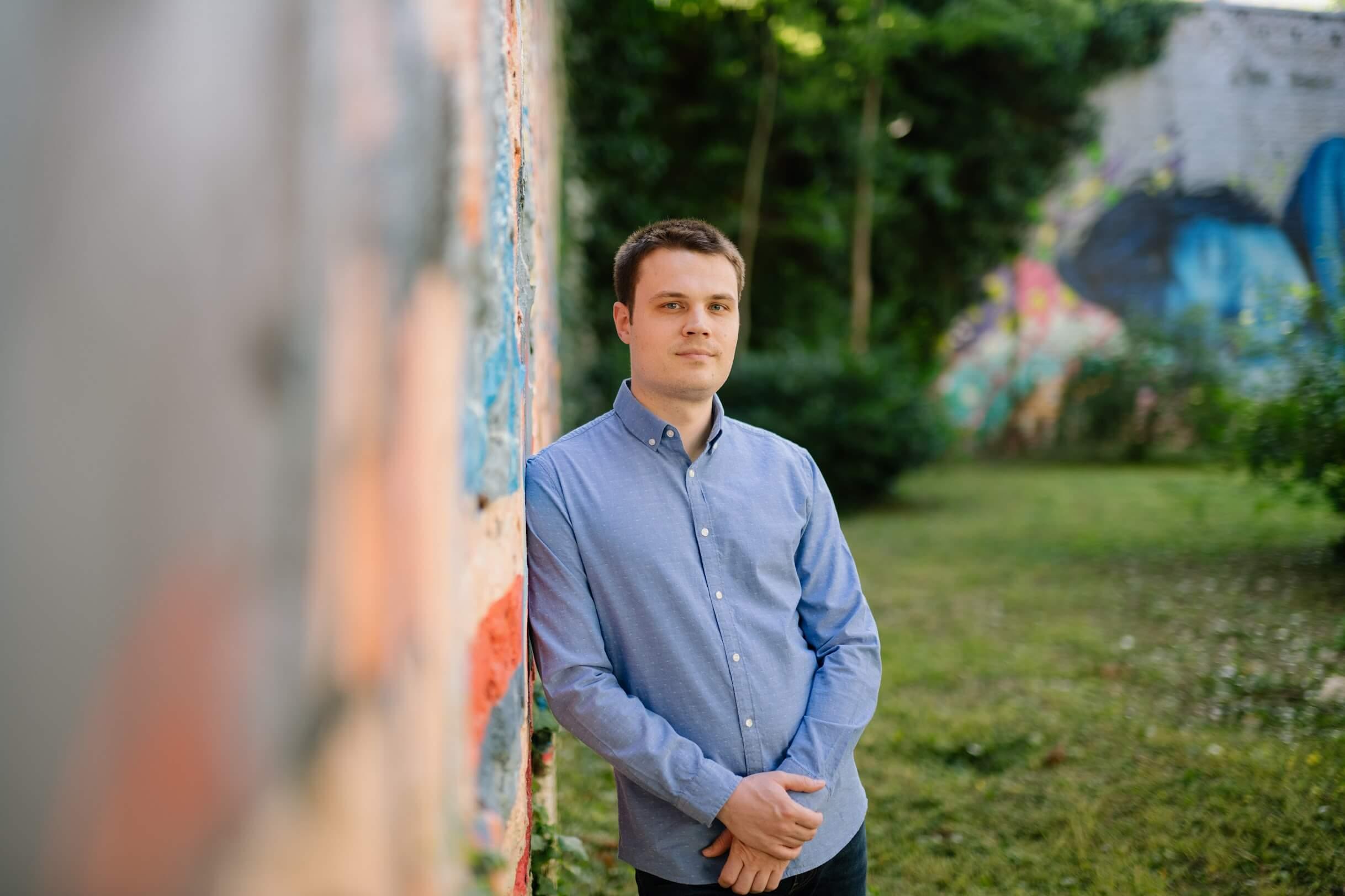[Najmlađi kandidati na izborima] Ivan (30) HDZ-a: Nadahnjuju me Stepinac, Tuđman i moj otac