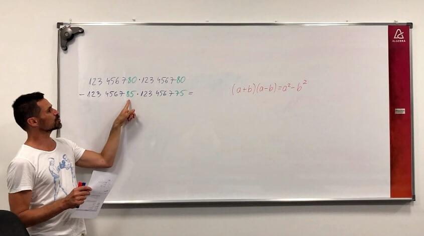 Profesor Toni Milun riješio zadatak s mature koji ne može riješiti ni kalkulator