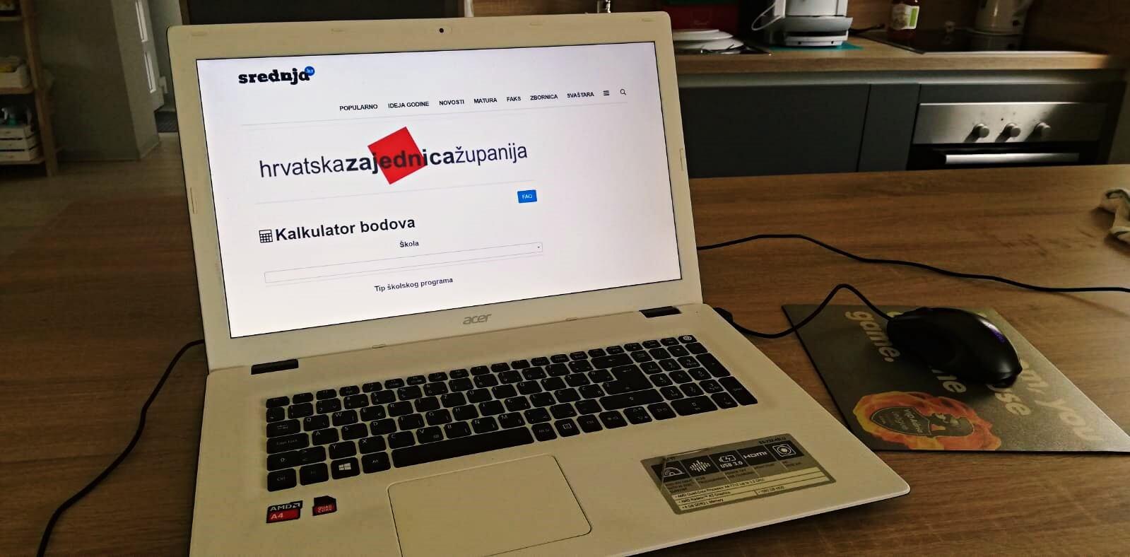 Preko 250.000 ljudi se informiralo o srednjoj školi pomoću našeg novog alata