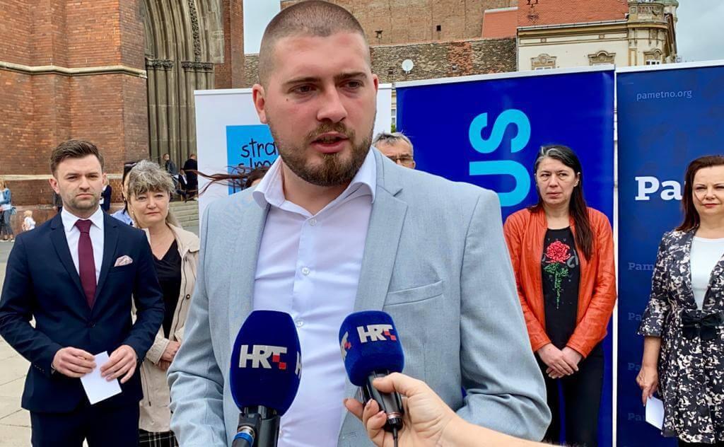[Najmlađi kandidati na izborima] Krešimir (22) iz koalicije lijevog centra: Moja želja je moderna i ujedinjena Slavonija
