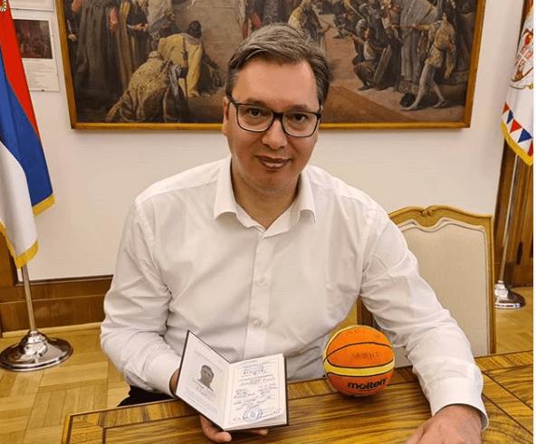 Novi trend među čelnicima država? Nakon bivše hrvatske predsjednice, i srbijanski predsjednik upisao studij