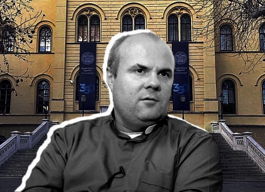 Don Stojić oprostio se od studenata: 'Molite za mene'