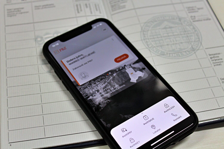 PBZ aplikacija