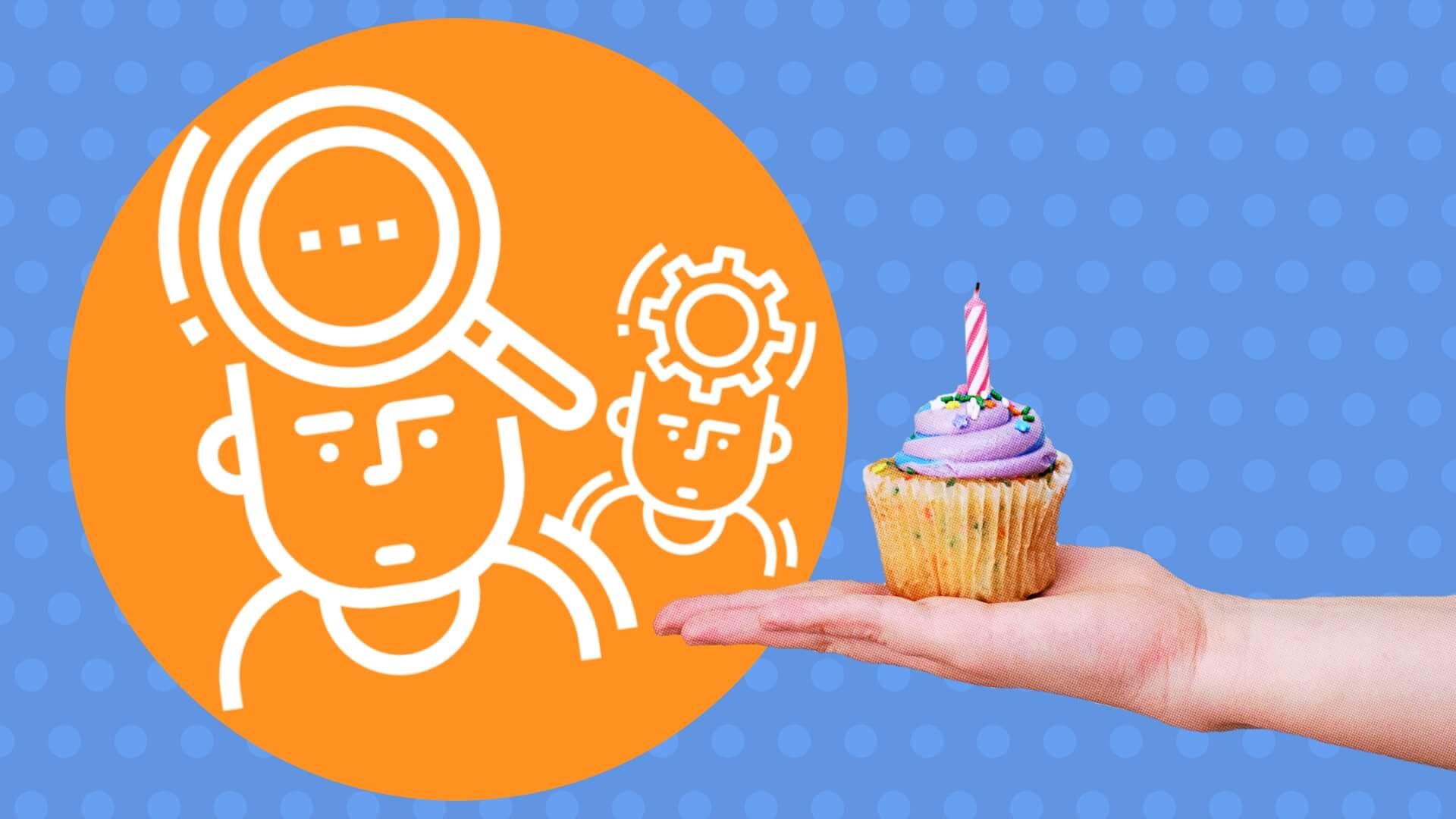 Slavimo godinu dana online života platforme za učenje kvizovi.srednja.hr!