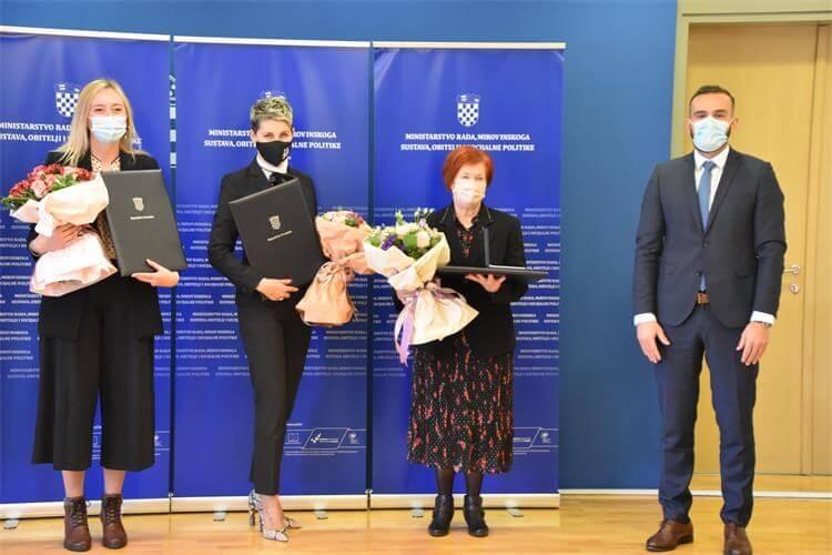 Uručene nagrade za promicanje prava djeteta: Među dobitnicama i dvije nastavnice