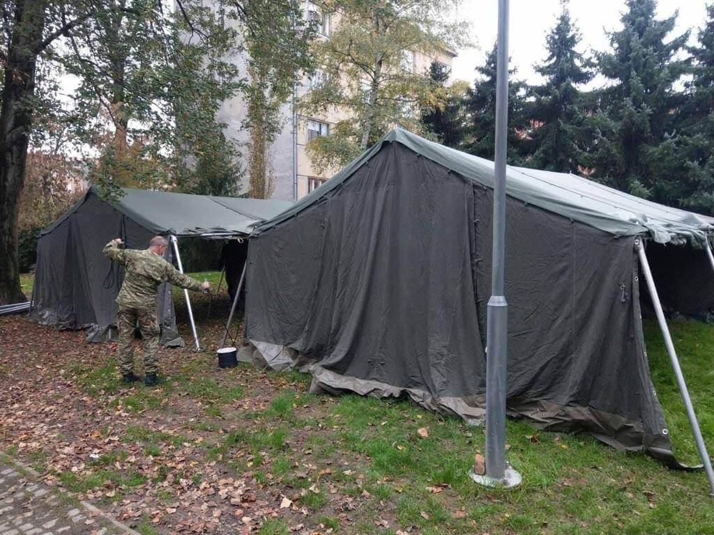 U Zagrebu postavljeni šatori za studente, predsjednik Studentskog zbora otkrio nam čemu služe