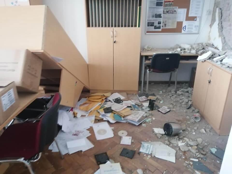 Nastavnici iz područja koje je pogodio potres peticijom traže odgodu početka polugodišta