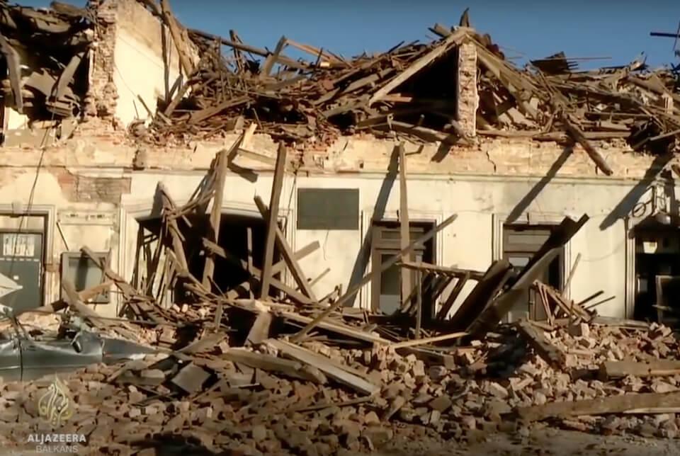 Docent s PMF-a objasnio što se jučer dogodilo: 'Glavni uzrok nalazi se daleko od lokacije potresa'