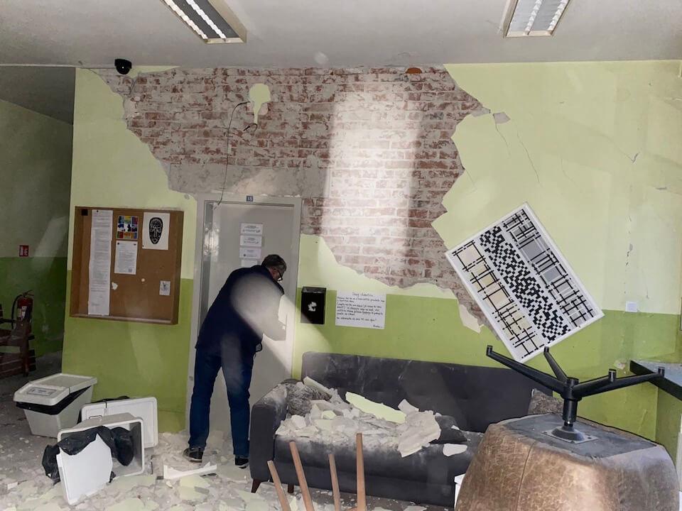 Studenti čiji je dom stradao u potresu dobivaju novčanu pomoć do 5.000 kuna