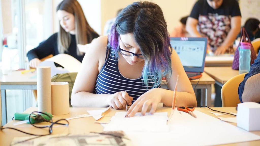 studenti učenje