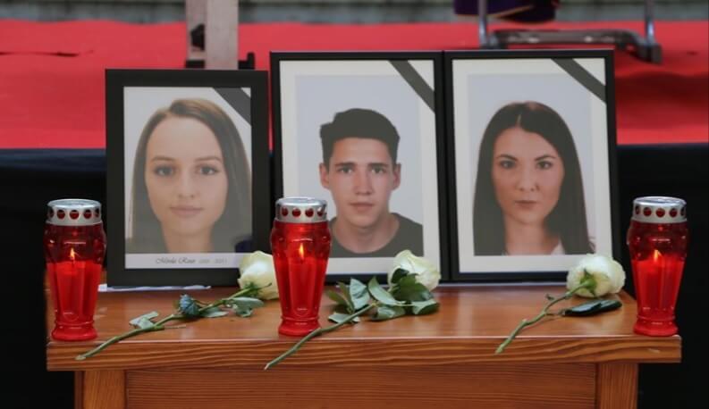Tužan početak nastave u Splitu, održana komemoracija za preminule studente: 'Nećemo ih nikada zaboraviti'