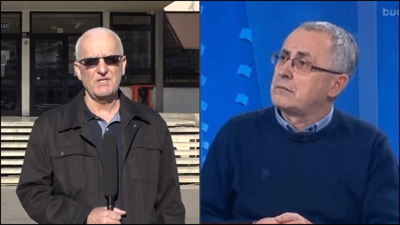 Smijenjeni ravnatelj Čečura opet napao sindikat Preporod, Stipić: Većina profesora XIII. ni ne zaslužuje boljeg