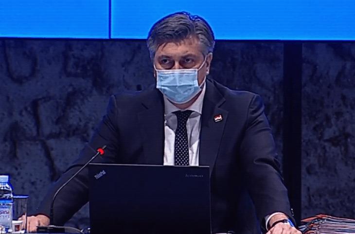 Plenković najavio popuštanje mjera: Od ponedjeljka se otvaraju terase kafića, a još je jedna novost