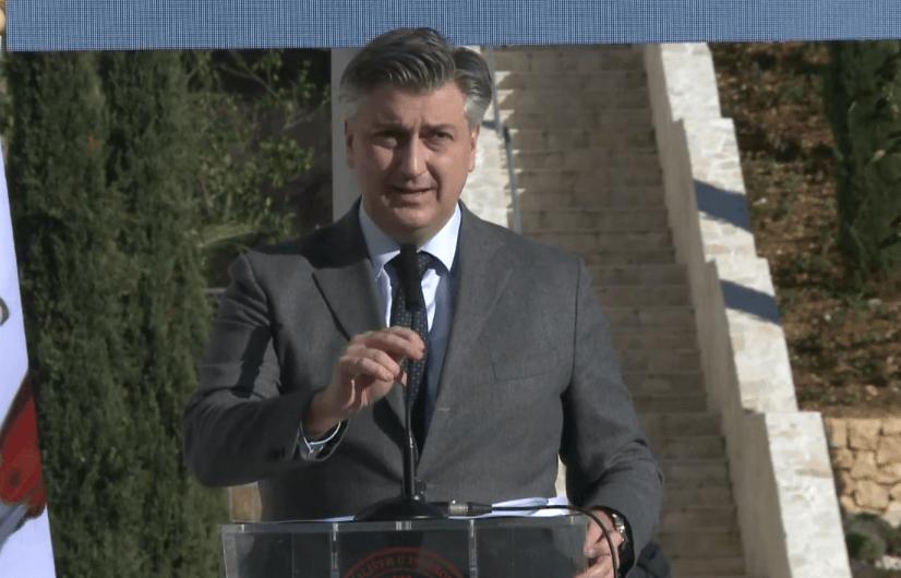 Premijer Plenković odgovarao na pitanja o zagrebačkom sveučilištu: 'To se sve može provjeriti'