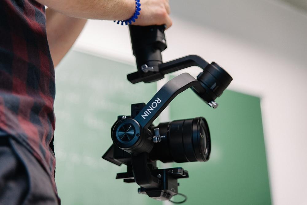Želite snimiti svoj film? Ako ste srednjoškolac, imate priliku besplatno naučiti kako