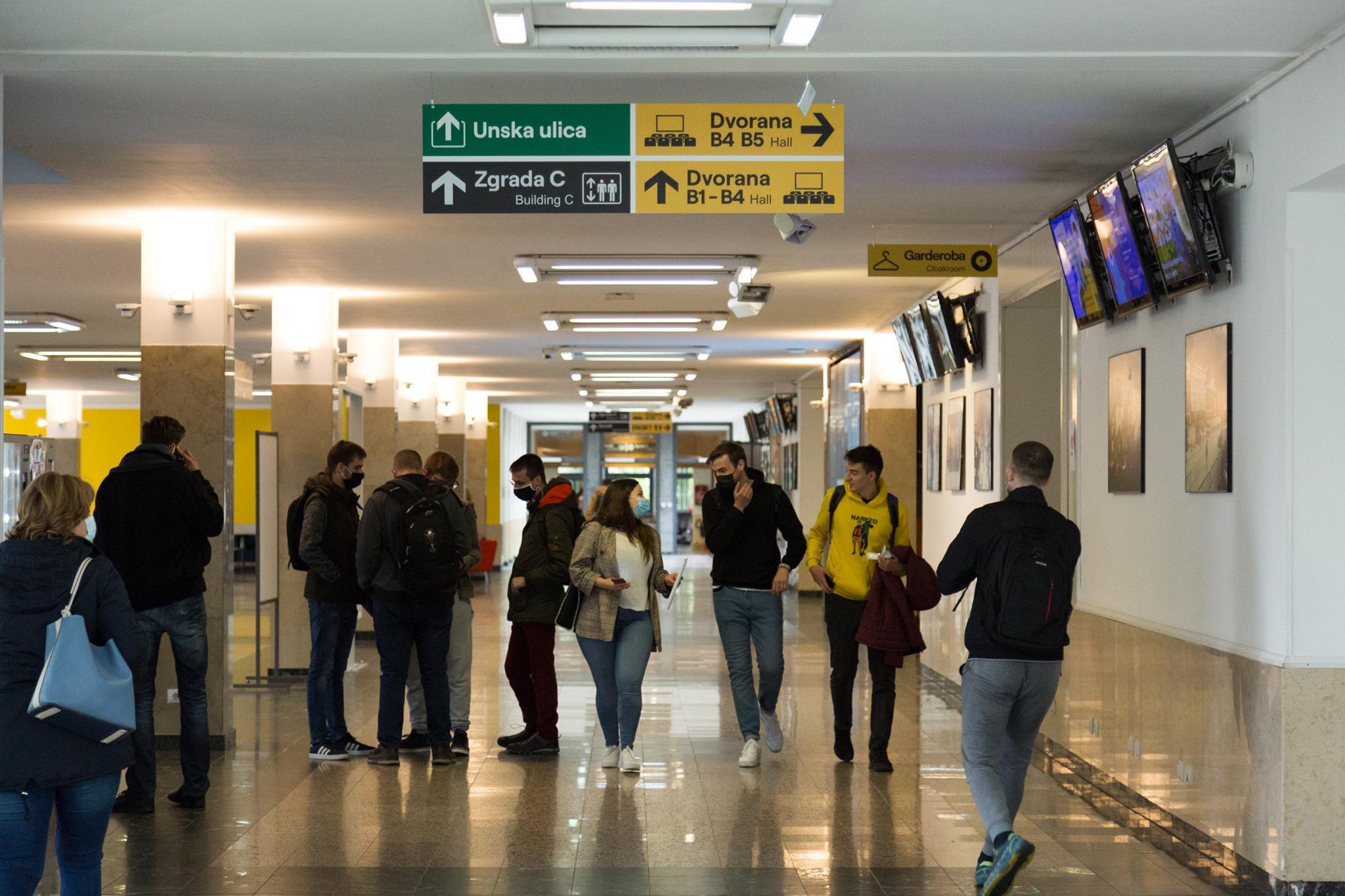 Studenti se više neće gubiti: Zagrebački fakultet olakšao snalaženje po svojim zgradama