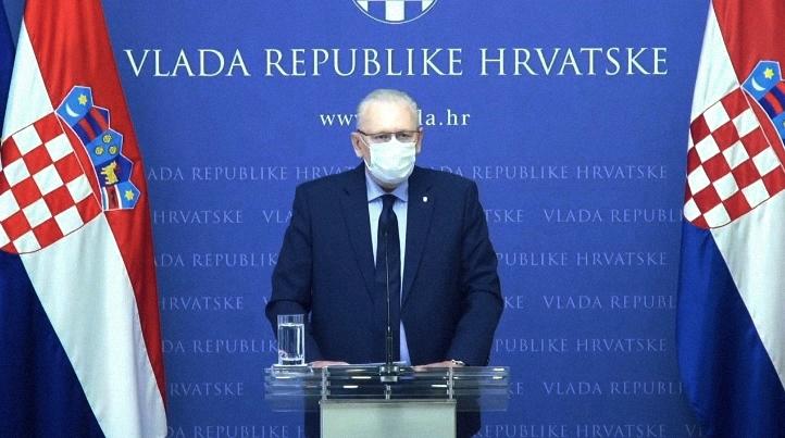 Završio sastanak Znanstvenog savjeta Vlade, Božinović otkrio što će biti s nastavom