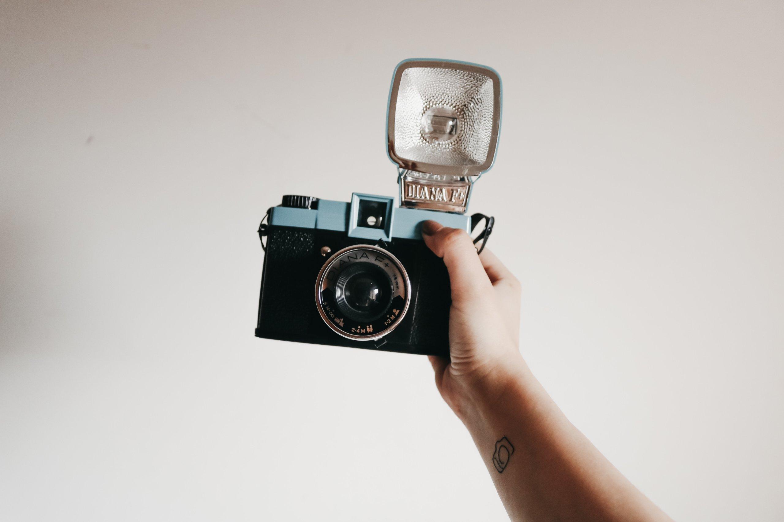Kratka horor priča: Skrivena kamera s blicom