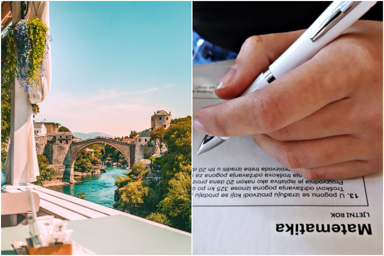 Iz policije otkrili kako će učenici iz BiH koji pišu državnu maturu prelaziti granicu
