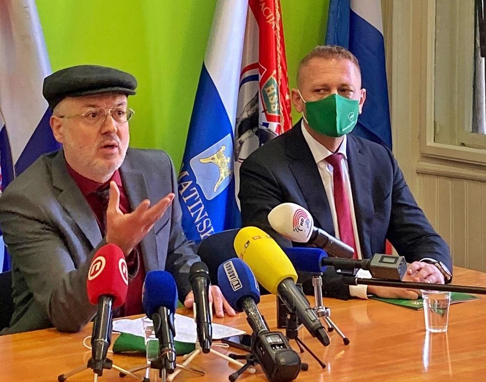Vuco 'podržao' HDZ: Splitu ne trebaju oni koji su 'završne radove pisali sami kao zadnji jadnici'