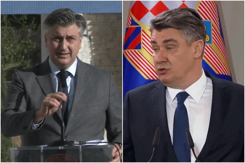 BiH u fokusu: Milanović odlazi u posjet Sveučilišta u Mostaru, a Plenković prima studente iz BiH